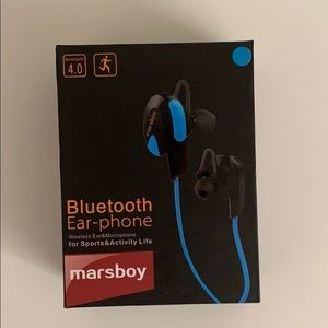 Marsboy Bluetooth earphones
